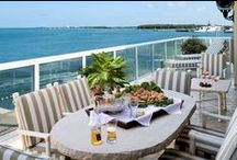 Guest Rooms and Suites / Pier House Resort Caribbean Spa offers our guests a collection of Key West accommodations that create an atmosphere that is distinctively the Florida Keys. Acknowledging our long standing reputation as Key West's authentic island resort, our guest rooms and suites reflect a relaxed graciousness found in Caribbean's traditional island style.  / by Pier House Resort Key West