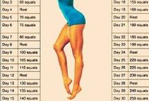 Exercise-Lower Body / by Kelly Grassman