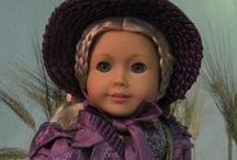 Doll Paraphanalia for the Grans / Fashions for American Girl dolls / by Pat Taylor