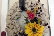 Wreath / by Brenda Munnerlyn