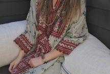 boho, hippy, gypsy, ethnic... / by Doris Chan