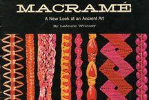 craft - macramé, braiding... / by Doris Chan