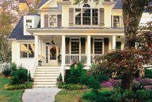 home sweet home / by Pam Wilcox Winn
