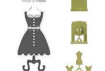 SU All Dressed Up Samples / by Lori Moose