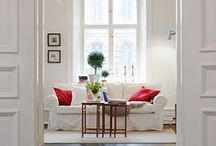 Inspirational Interiors / by Ashley Cole