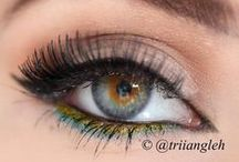 """Eye Speak Makeup  / """"There is no such thing as natural beauty."""" / by Tracy Dunlap"""