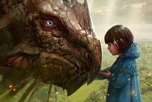Bo's Splendid Dragons / by Bo -C