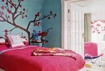 Room - Kierra's Bedroom / by Tara Carpenter