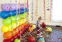 """Party  / """"The way I see it, you should live everyday like its your birthday."""" / by Tracy Dunlap"""