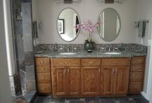 Room - Master Bath / by Tara Carpenter