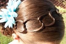 Hair Styles - Girls  / by Tara Carpenter
