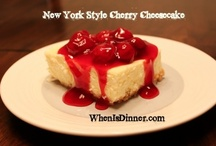 Desserts / Dessert #Recipes. Yummy, Delicious, Goodness / by Karen Puleski
