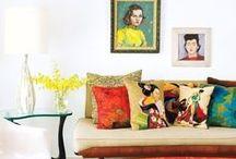 Living Room / by Barbara Lisbona