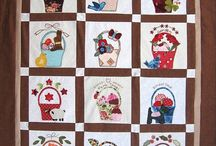 Applique - Needleturn / Needle Turn Applique Quilts / by Molly Counts