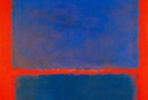 Artist Mark Rothko / by Cathy Gonzales