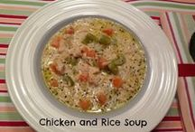 Soup / #Soup #Recipes / by Karen Puleski