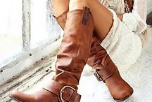 Shoe Fetish / by Rebekah Towers