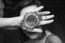 on mi palm / by Trish