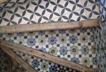 floors & their coverings. / by Cara Tobe