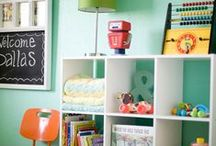 Nursery Obsession / Baby nursery room inspiration. / by Heather Neal