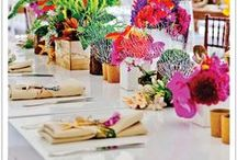 Ideas - Tablescapes / by The Dazzling Details