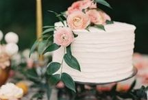 Ideas - Cakes & Sweet Treats / by The Dazzling Details