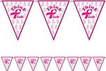 Breast Cancer Awareness Ideas / Breast Cancer Awareness Ideas for October. Lots of Pink Ribbon ideas. / by Shindigz