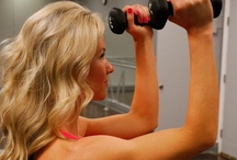 Getting Fit / by Ashley Boswell