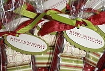 Christmas Party Favor Ideas / by Shindigz