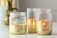 Mason Jar Projects / by Helen Gullett