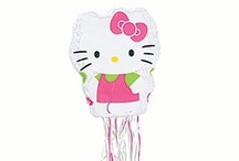 Birthday Party Pinatas for Girls / Here's a sample of over 50 Pinatas Shindigz has available for your next girls Birthday party! / by Shindigz