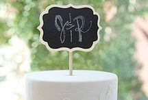 Chalkboard Products / Chalkboard Products you can personalize in any way you like. / by Shindigz