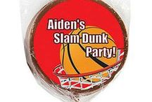 Basketball Party for Kids / Everything you need to throw the perfect basketball party for your kids. / by Shindigz