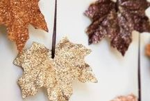 Fall Decor / by The Fat and Skinny on Fashion
