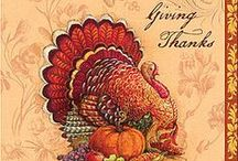 Thanksgiving Party Ideas / Make this year's Thanksgiving the best Turkey Day yet! / by Shindigz