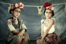 frida fashion / We continue to draw fashion inspiration from Frida Kahlo.   / by Tea Collection