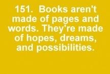 Books...well said / by Lori Mason