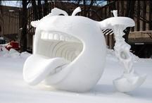 SNOW / by Ro Rokou