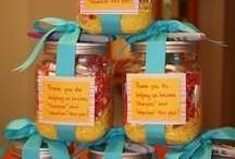 Teacher Gift Ideas / by Becky Beamer