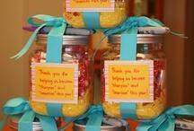 Teacher Gift Ideas / by Becky Beamer