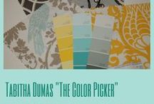 Color:: The Color Picker: paint inspiration / Beautiful spaces to inspire your paint choices. Need help choosing colors? Call on the Color Picker from OnaMission Home Painting! www.onamissionhp.com / by Tabitha Dumas