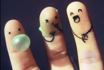 fingers / by Ro Rokou