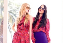 Rachel Zoe Resort 2011 / by Rachel Zoe