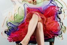 Fabric/Thread/Yarn crafts / by Kristiane Chappell