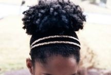 Natural: Hair Ideas / Southern Illinois doesn't have much inspiration or new ideas for natural hair. So this is my inspiration board. Hair heroes, color ideas, brainstorms to take care of my hair, etc. / by Kara Gregory