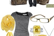 my kinda style / by Katie Serbin