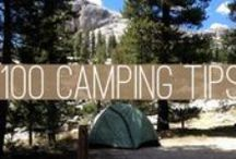 camping & hiking. / by Nicole @ Treasure Tromp