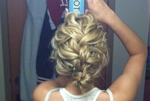 If i could do hair.... / by Katie Serbin
