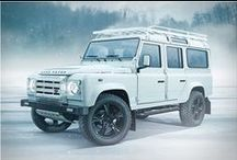4x4 by far / Land Rover defender / by Matth Mouling