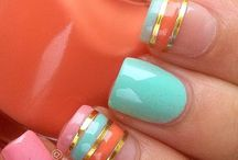 Nailed It! / Manis & pedis! / by Dorothea McCollum